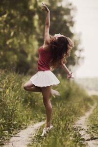 mindfulness exercises dance