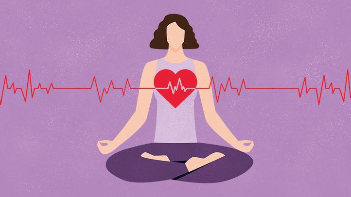 meditation for a broken heart
